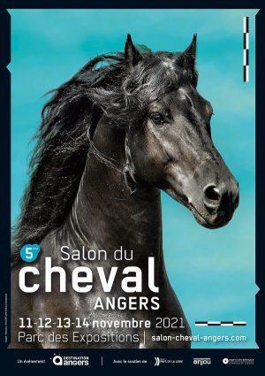 Nouvelles du Salon du Cheval d'Angers